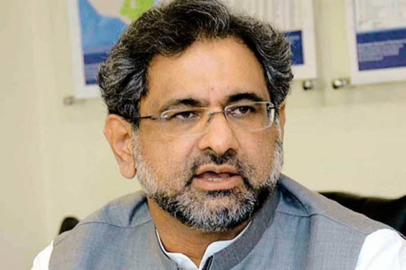 Shahid Khaqan Abbasi disqualified to contest elections from NA-57