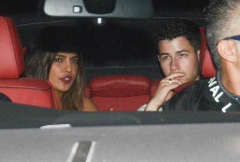 We see rainbows and unicorns: Priyanka Chopra and Nick Jonas are rumoured to be engaged