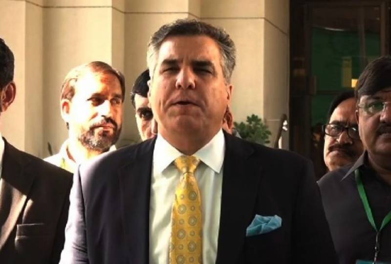 SC disqualifies PML-N's Daniyal Aziz for 5 years in contempt case