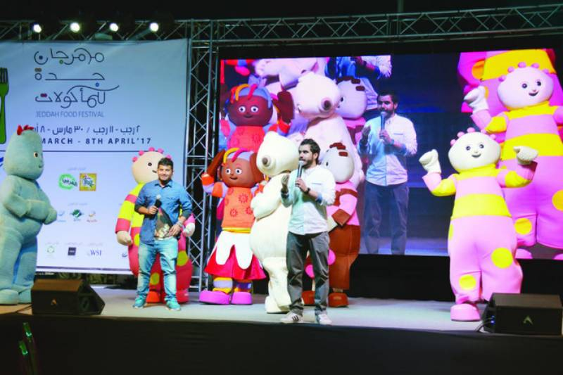 First annual Jeddah festival continues in Saudi Arabia