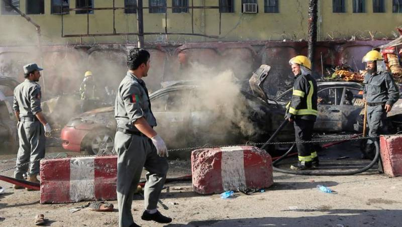Suicide bombing targets Sikhs in Jalalabad, kills 19