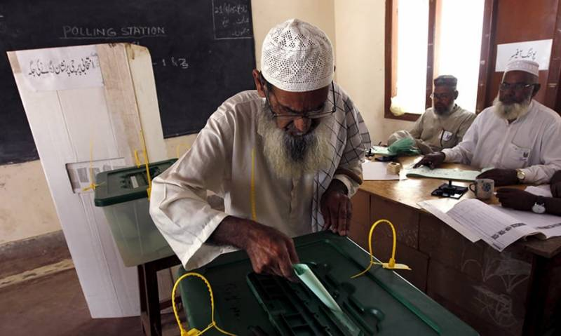 ECP unveils schedule for postal balloting