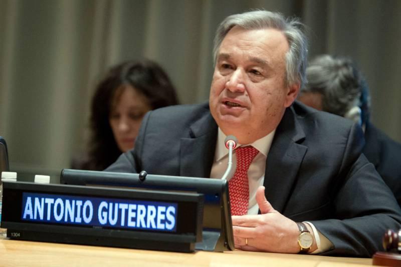 Nuclear non-proliferation treaty a 'pillar' of world peace, declares UN chief