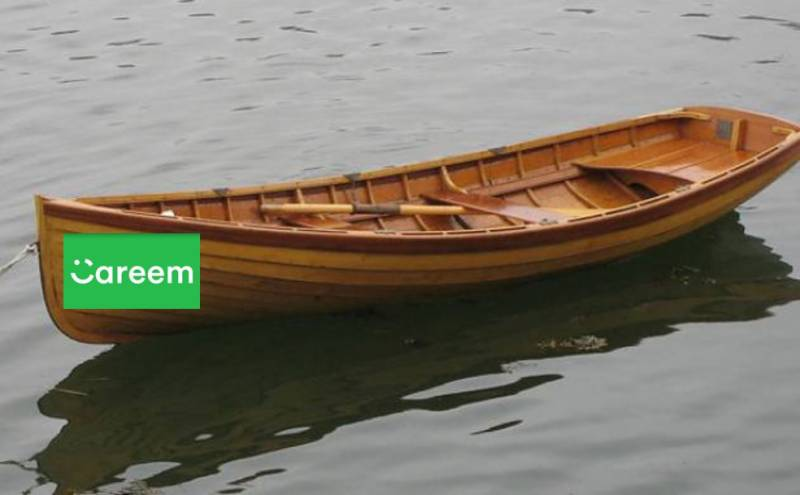 Careem offers BOAT for ride as heavy rains turn Lahore into 'Venice'