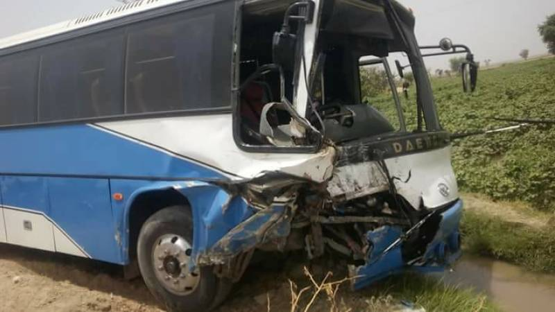 15 dead, several injured in Nawabshah accident