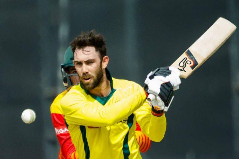 Australia Beat Zimbabwe by 5 wickets in tri-nation T20I