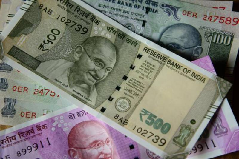 Indian actress caught red-handed for printing fake money at home