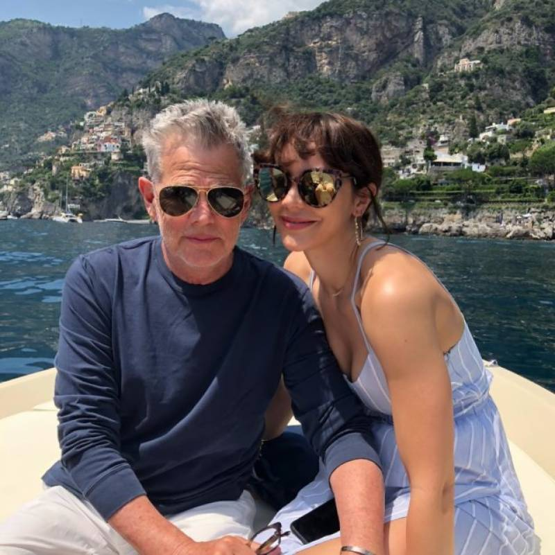 Katharine McPhee and David Foster just got engaged despite major age gap, but nobody's trolling them. Why?