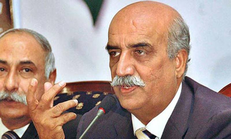 Khursheed Shah rejects Avenfield verdict, says Nawaz would get benefit