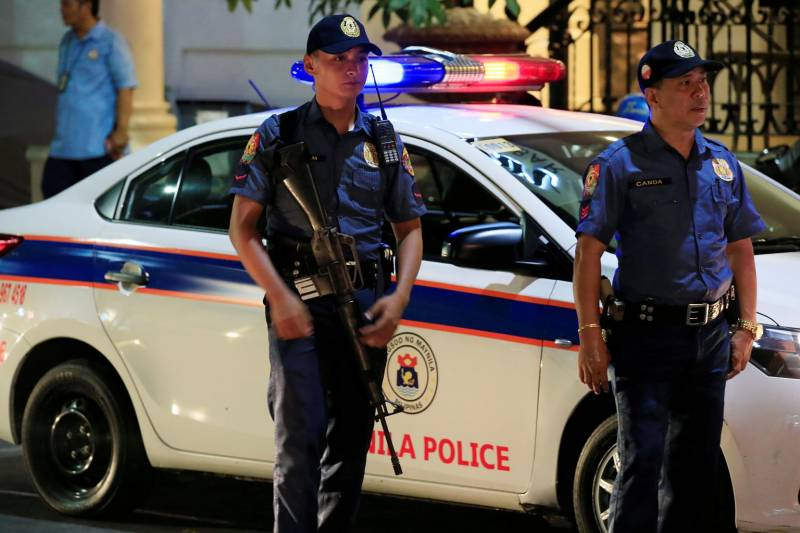Pakistani debt collector gunned down in Philippines attack