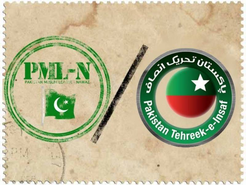 PML-N, PTI activists booked over ECP code of conduct violation