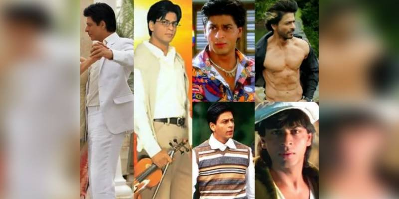 SRK shares 26 years of love, hate and sadness in Bollywood