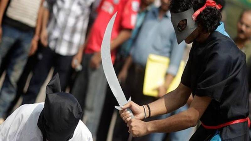 Two Pakistanis executed for capital crime in Saudi Arabia