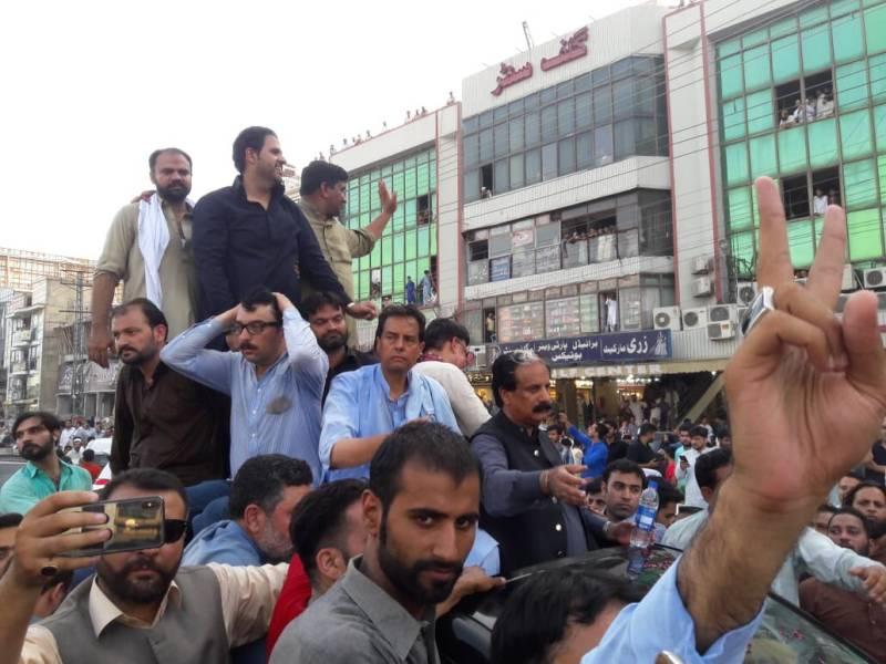 NAB arrests Capt (r) Safdar from Rawalpindi after Avenfield reference verdict