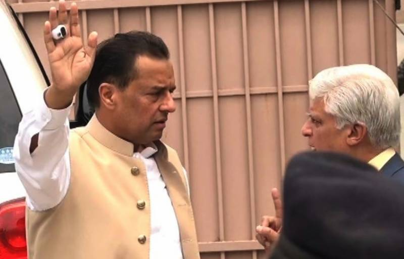 Will surrender to authorities today, vows convicted Captain Safdar in audio message