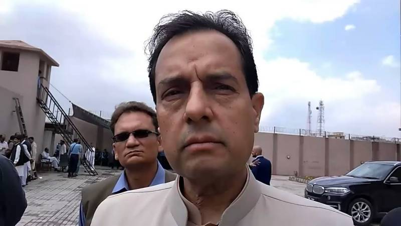 Captain Safdar shifted to Adiala jail after conviction in Avenfield case