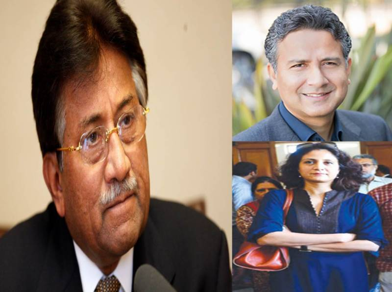 NAB directs Musharraf, son & daughter to appear on Wednesday