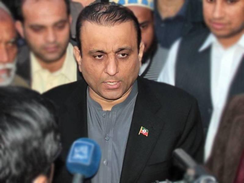 NAB summons PTI leader Aleem Khan tomorrow
