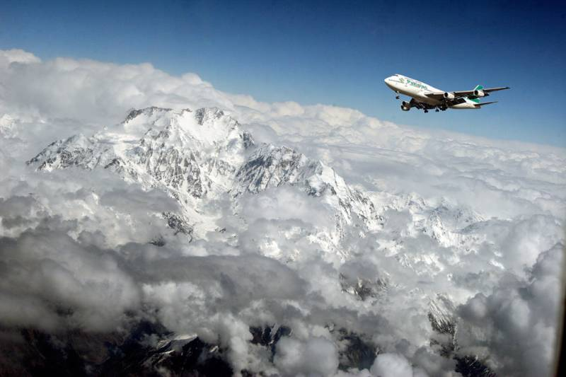 PIA relaunches Air Safari to take you to 'Roof of the World' (VIDEO)