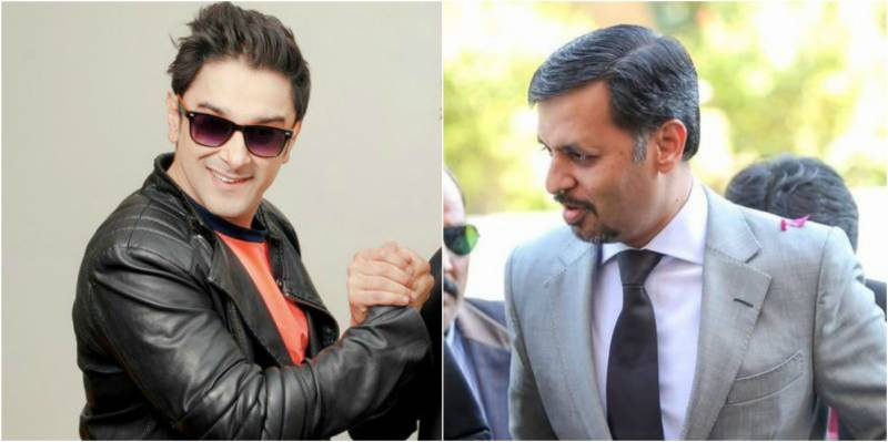 TV star Salman Saqib Sheikh aka Mani joins Mustafa Kamal's PSP