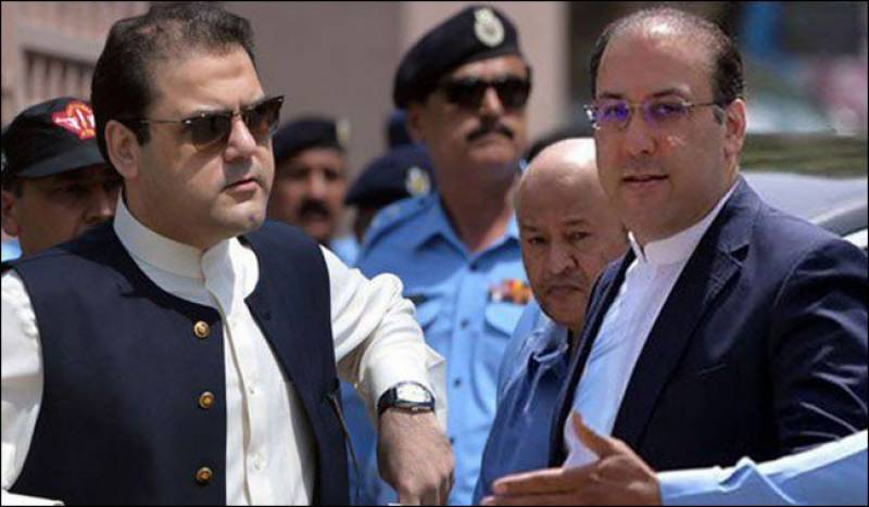 NAB seeks Interpol's support to bring back Hassan, Hussain Nawaz