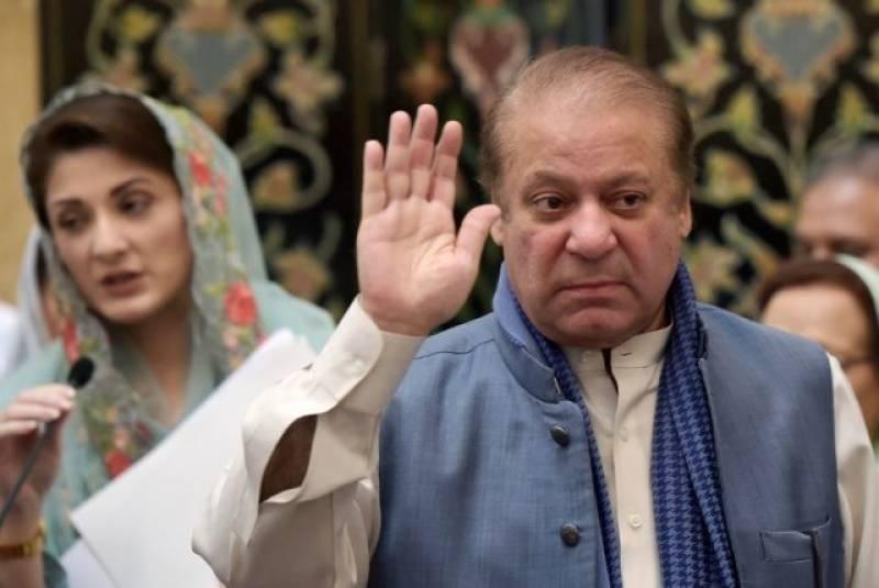 Returning to Pakistan for exposing 'hidden characters' behind political scene, says Nawaz Sharif