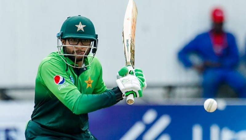 Imam, Shadab help Pakistan to beat Zimbabwe by 201 runs