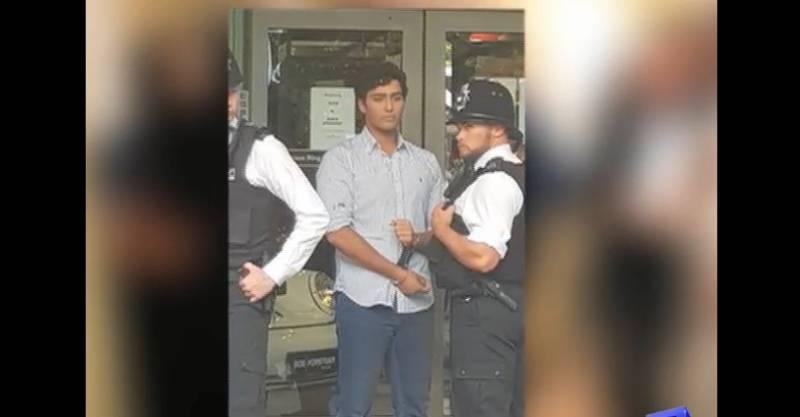 London police arrest Nawaz Sharif's grandsons Junaid Safdar, Zakriya Hussain