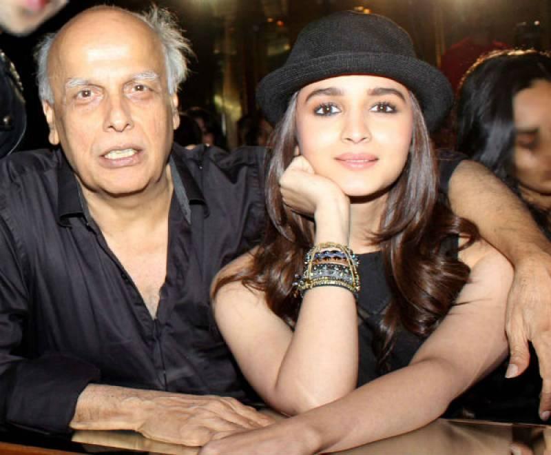 Mahesh Bhatt opens about Ranbir-Alia's rumoured relationship