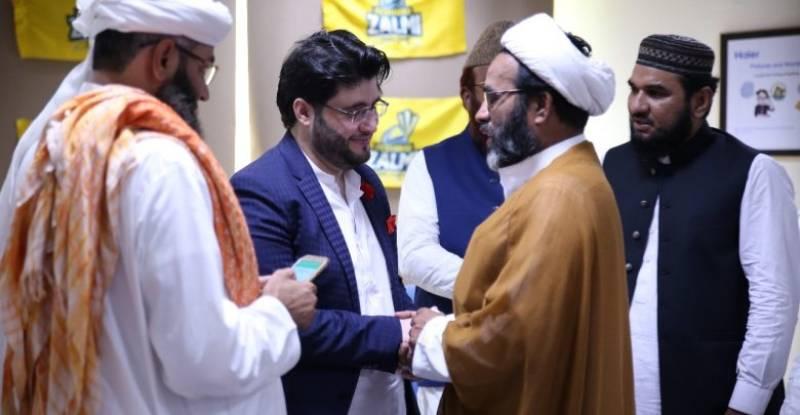 Peshawar Zalmi launches ''Madrasa Cricket League''
