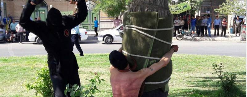 80 lashes for Iranian man who drank alcohol in childhood