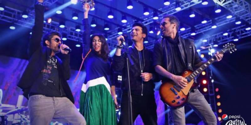 Bang: Pepsi Battle of the Bands season 3 starts with this rocking song!
