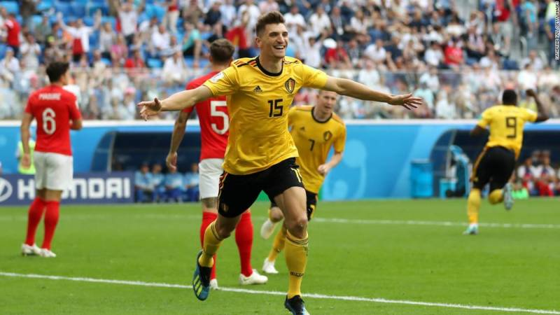 Belgium beat England 2-0 to secure third position in FIFA WC