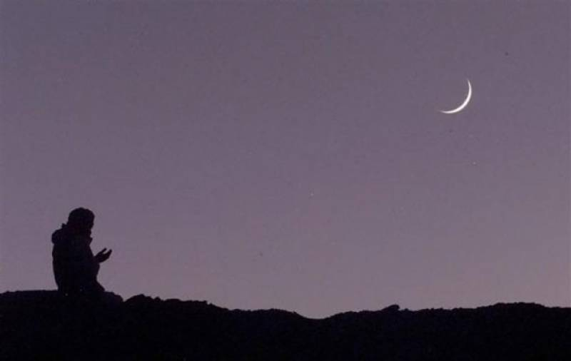 Ziqad moon sighted, confirms Ruet-e-Hilal Committee's Mufti Muneeb