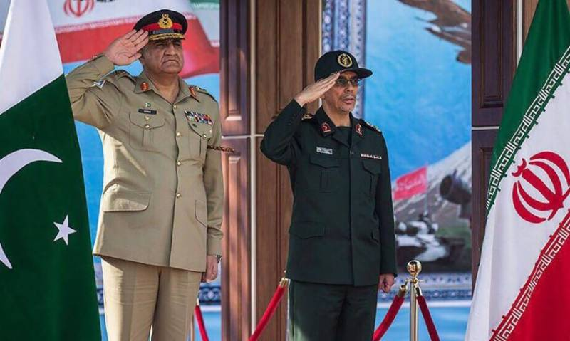 Iran's top military commander arrives in Pakistan for three-day visit