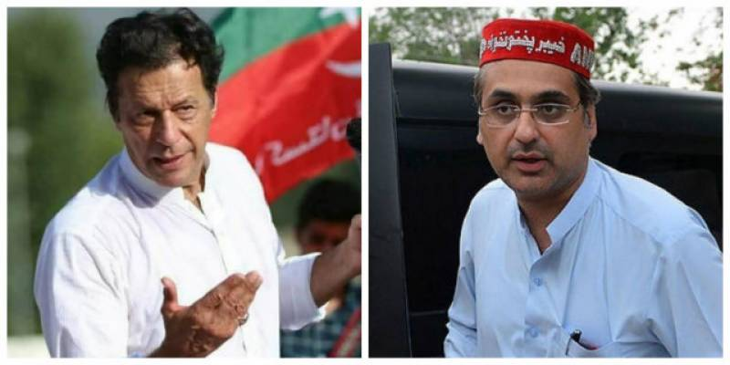 PTI withdraws candidate in favour of Haroon Bilour's wife