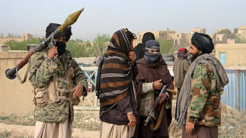 15 dead as suspected ISIS rivals attack Afghan Taliban