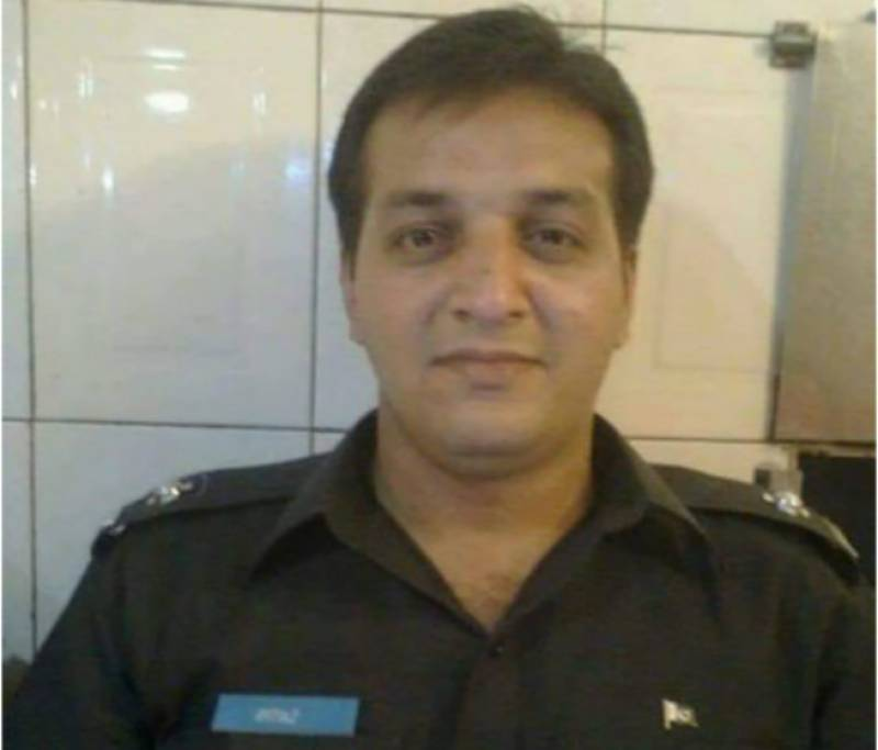 Cop 'commits suicide' after being scolded for seeking leave