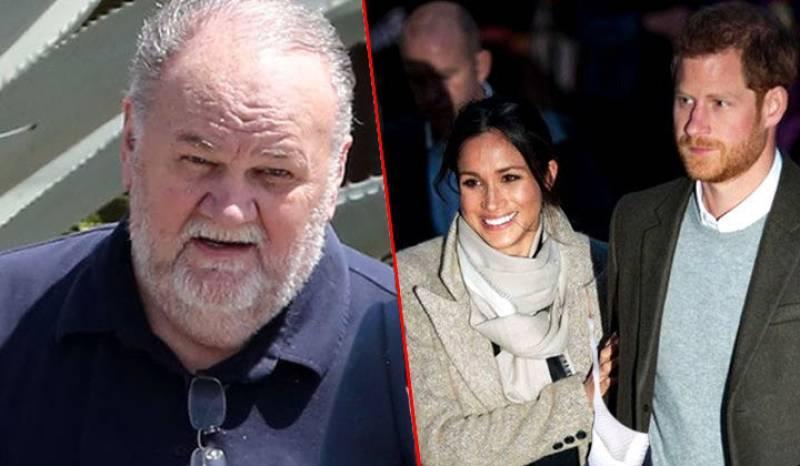 Meghan Markle's dad Thomas Markle thinks she seems