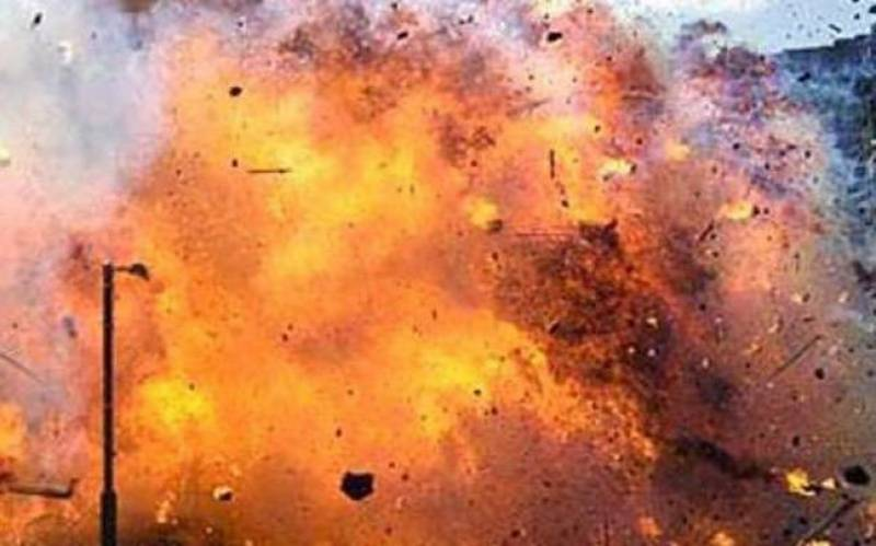 At least four injured in Chaman blast ahead of polls