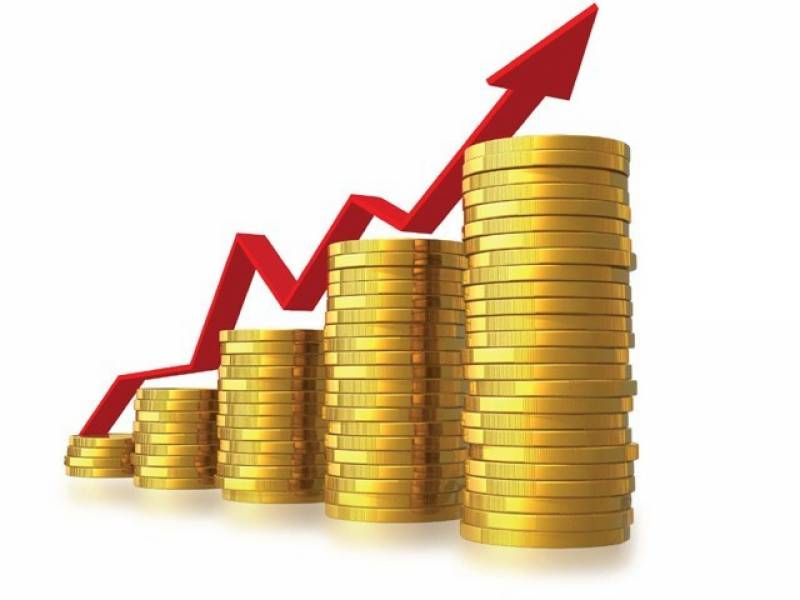 Gold price increases by Rs600 per tola