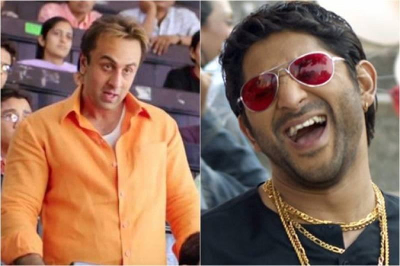 Is Ranbir Kapoor replacing Arshad Warsi as Circuit in Munna Bhai 3?