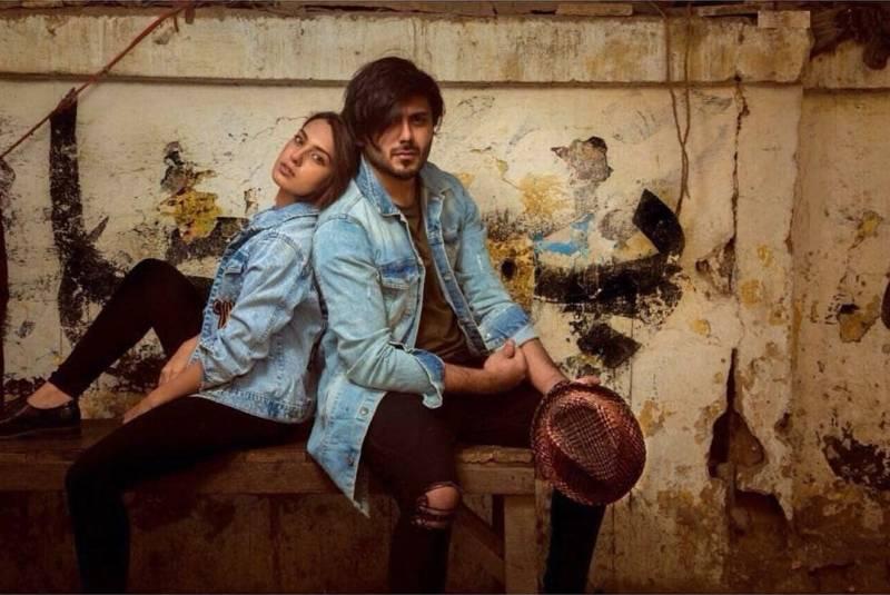 Love song: Hamza Malik's O Jaana teaser breaks the internet with million views