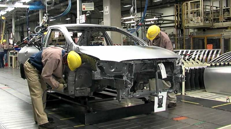 Over 0.214 million automobiles manufactured in 11 months