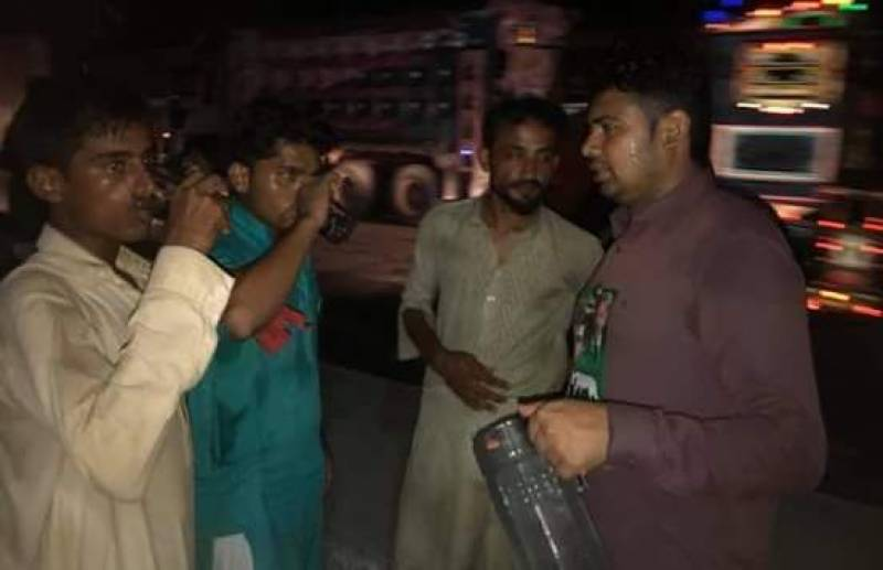 Political maturity: PML-N supporters welcome PPP's rally with open heart in Lalamusa