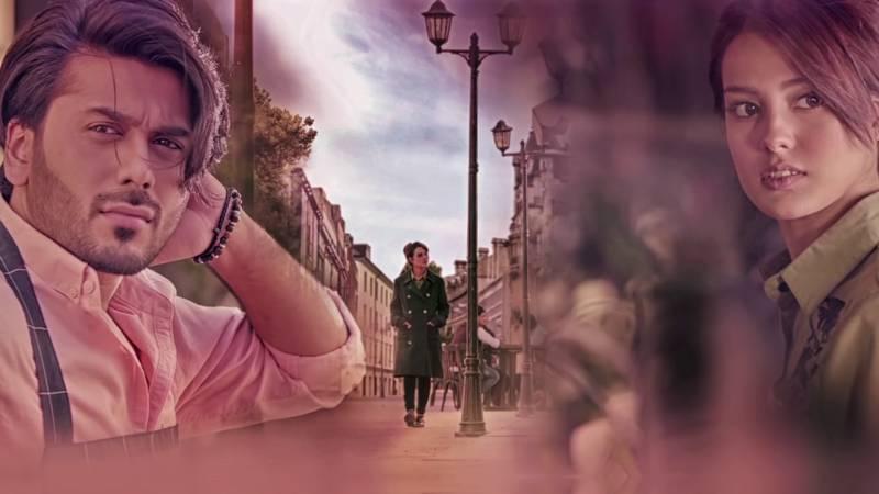 Hamza Malik, Iqra Aziz's mesmerizing clips from 'O Jaana' will melt your heart