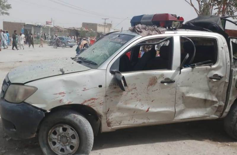 Death toll rises to 31 in Quetta polling station suicide blast