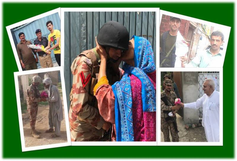 DG ISPR thanks nation for displaying love, respect for armed forces during polls