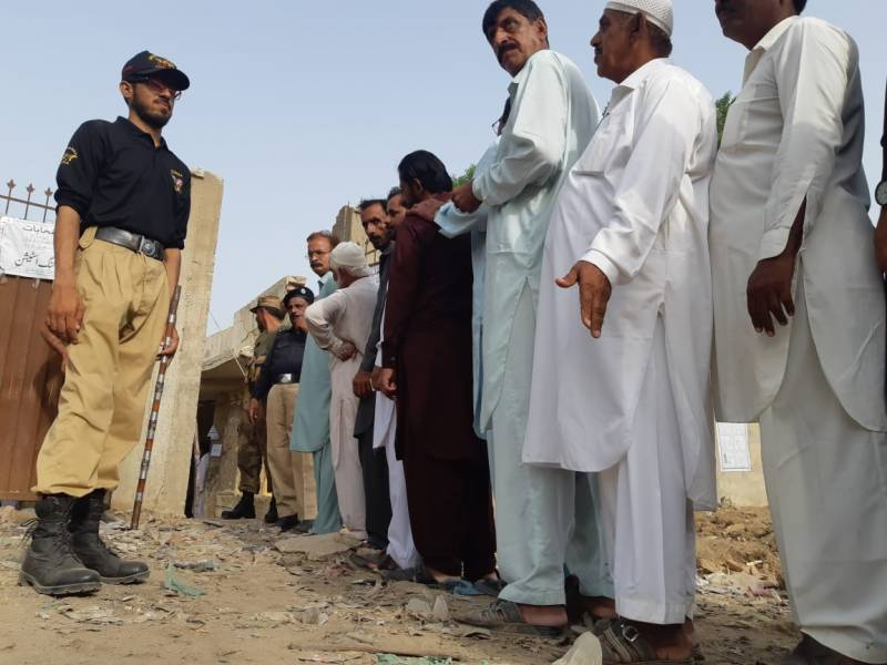 Four PPP workers injured in cracker attack on polling camp