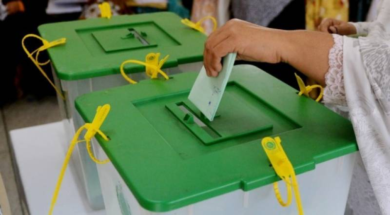 Polling to elect 97 MPAs, 51 MNAs begins across KP